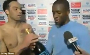 Premier League Offers Alternative to Victory Champagne to Avoid Offending Muslim Players