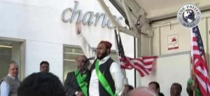 Video: New York Muslim Day 2012: Imam Leads Crowd in Mass Nazi Salute