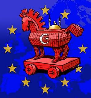 Islamic trojan Horse slatroie